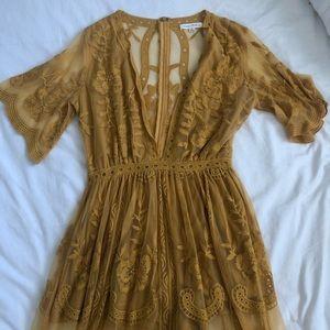 Honey Punch Dresses - HONEY PUNCH Romper Dress